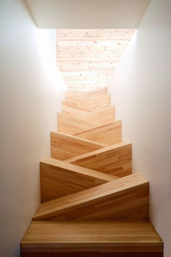 des idées d'escaliers