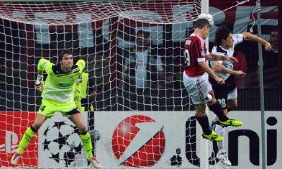 Milan Viktoria Plzen 2-0 highlights sky
