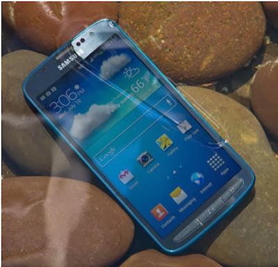 Harga dan Spesifikasi Samsung Galaxy S4 Active