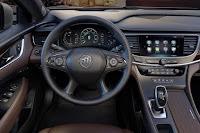Buick LaCrosse (2017) Dashboard