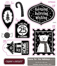 CTMH October Stamp of the Month