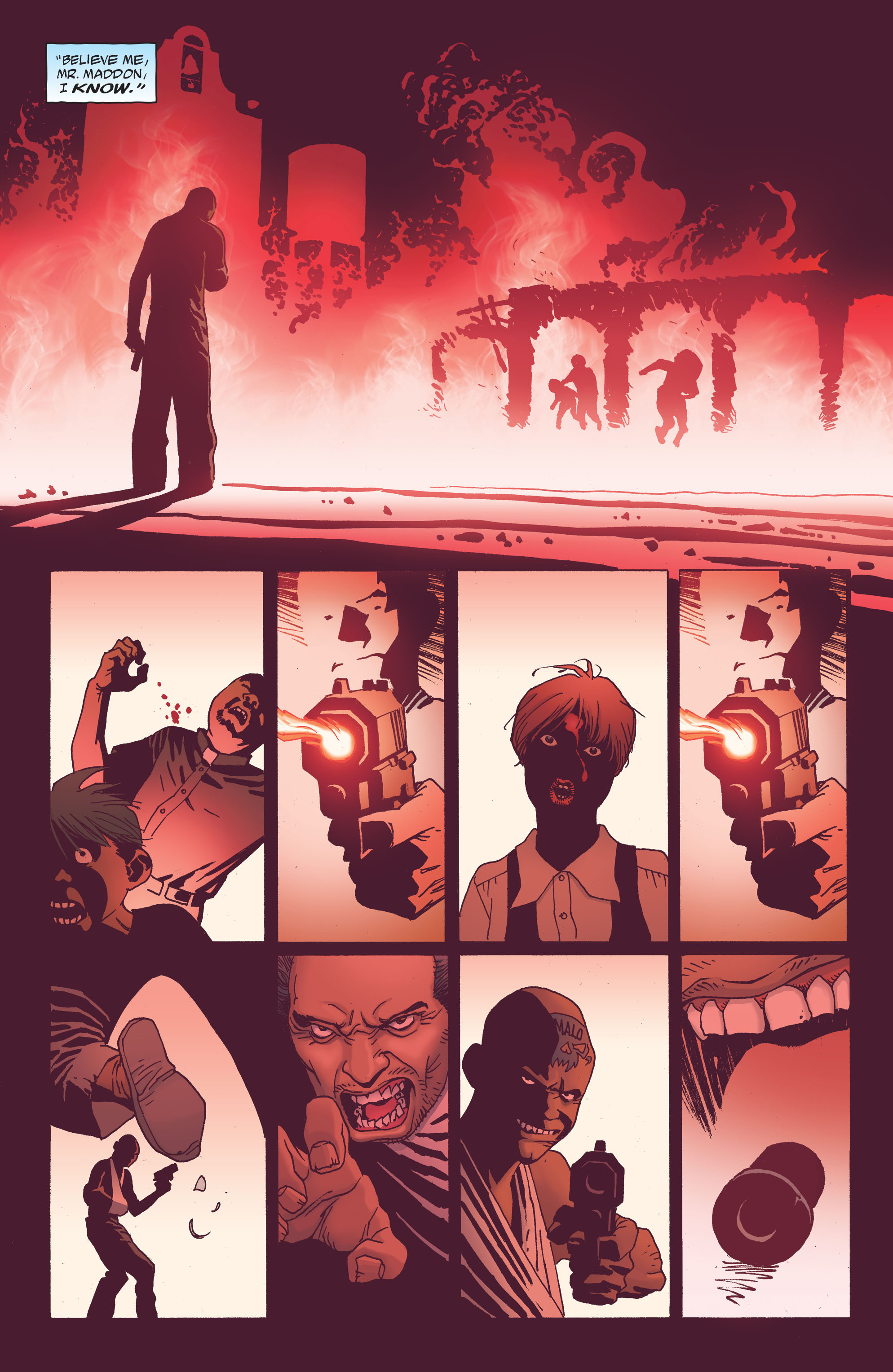 100 Bullets: Brother Lono Full Page 111