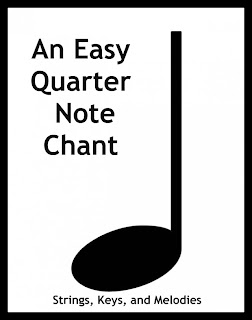 An Easy Quarter Note Chant photo