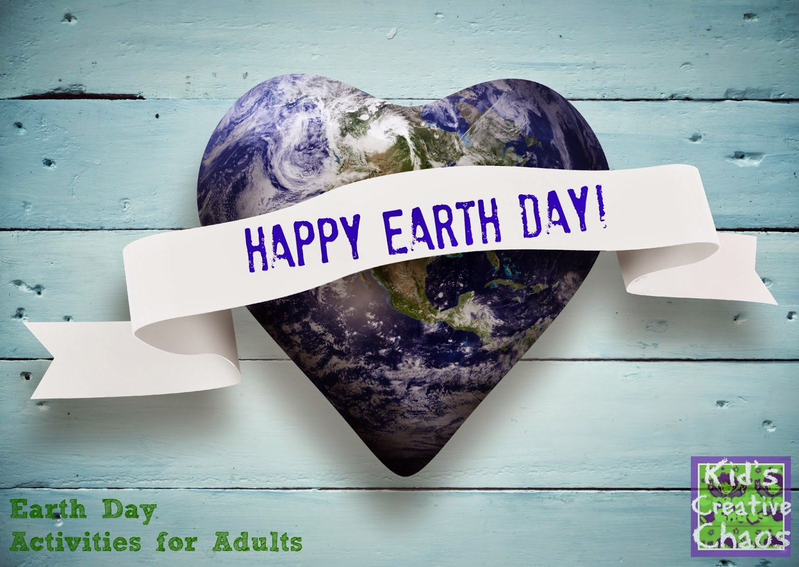 Earth Day Activities for Adults