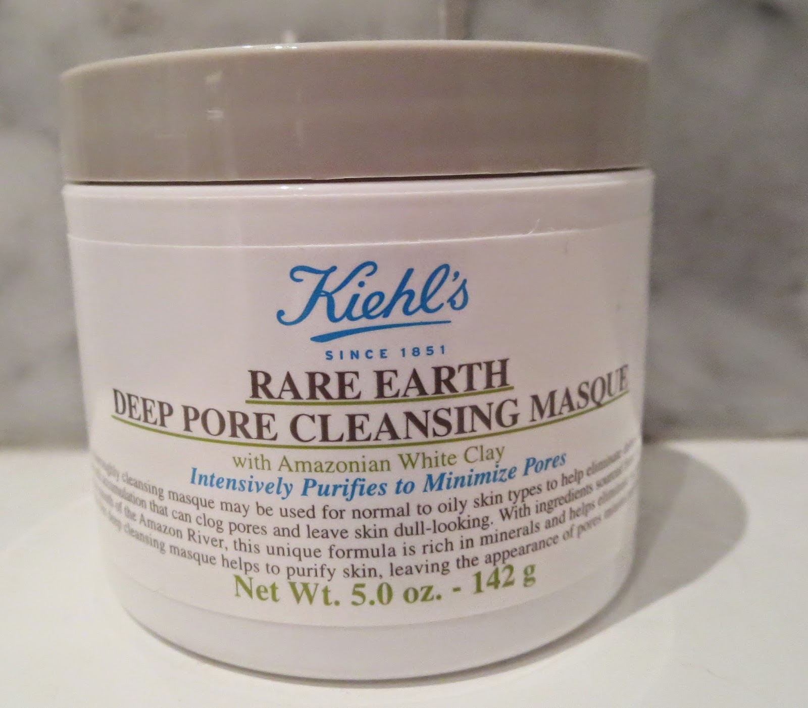 a picture of Kiehl's Rare Earth Deep Pore Cleansing Masque