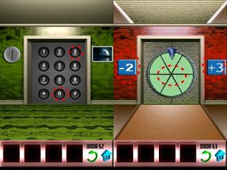 Best game app walkthrough 100 doors walkthrough level 62 63 for 100 doors door 62