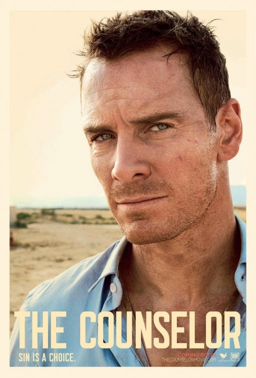 Counselor Michael Fassbender poster