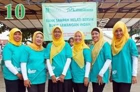 Bank Sampah Melati Bersih Bukit Sawangan Indah