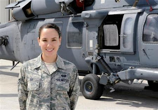 Veroniva Cox US Airforce in Okinawa
