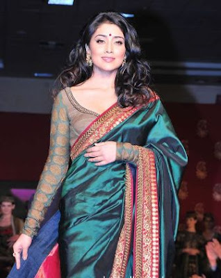 Tollywood Sensational Actress Shriya in Sarees, South Indian Mall Sarees in Chennai