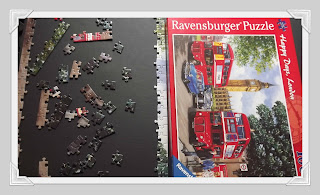 Ravensburger, puzzles, puzzle club, London, review, Happy Days London
