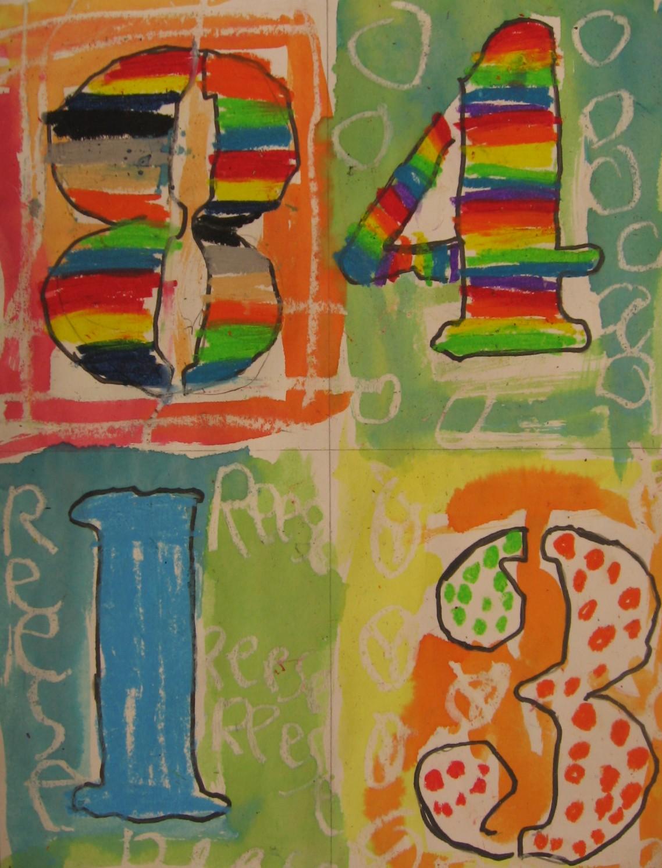 Art with Mrs. Kim : 3/1/12 - 4/1/12