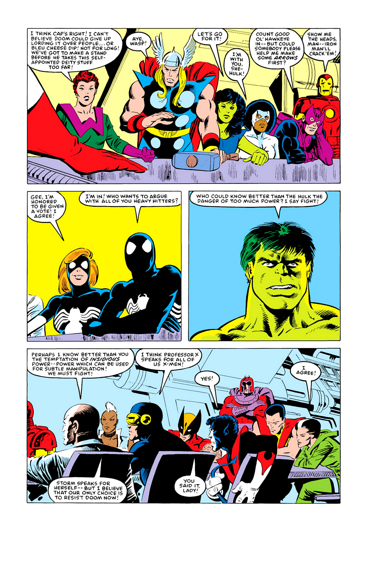 Captain America (1968) Issue #292l #219 - English 25