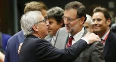 ESPAÑA; La UE sitúa a España como ejemplo de control de flujos migratorios.