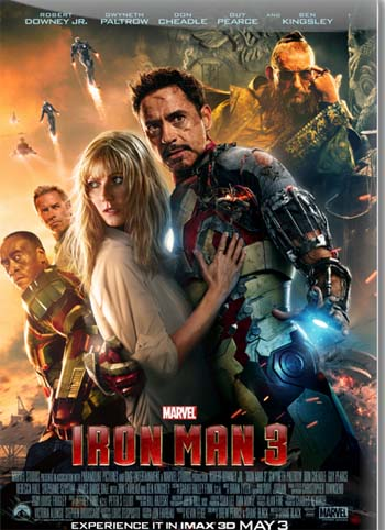 Iron Man 3 2013 HDScr in Hindi Dubbed Movie Torrent Download