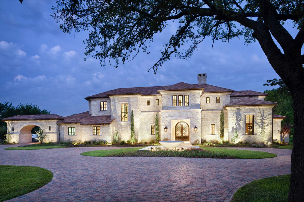 Elegance In Texas At The Southlake Residence By Jauregui