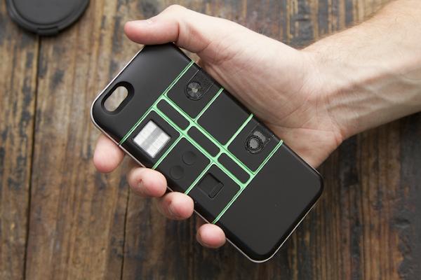 Nexpaq modular smartphone cases