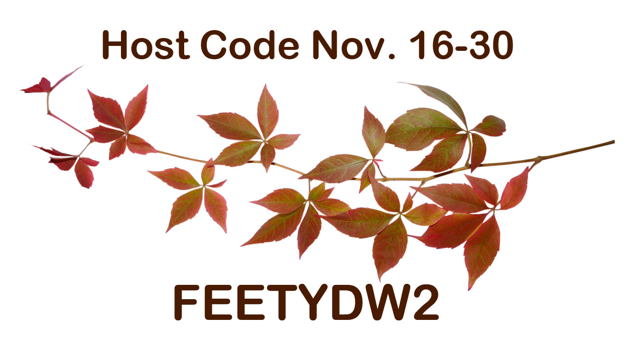 Please Use Host Code