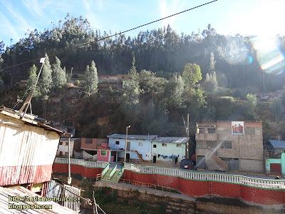 Visitando Huariaca, Pasco
