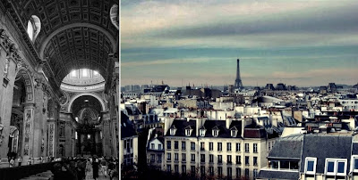 Paris vs. Rom
