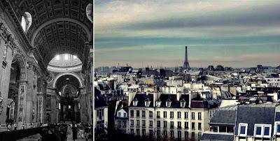 Paris vs. Rom