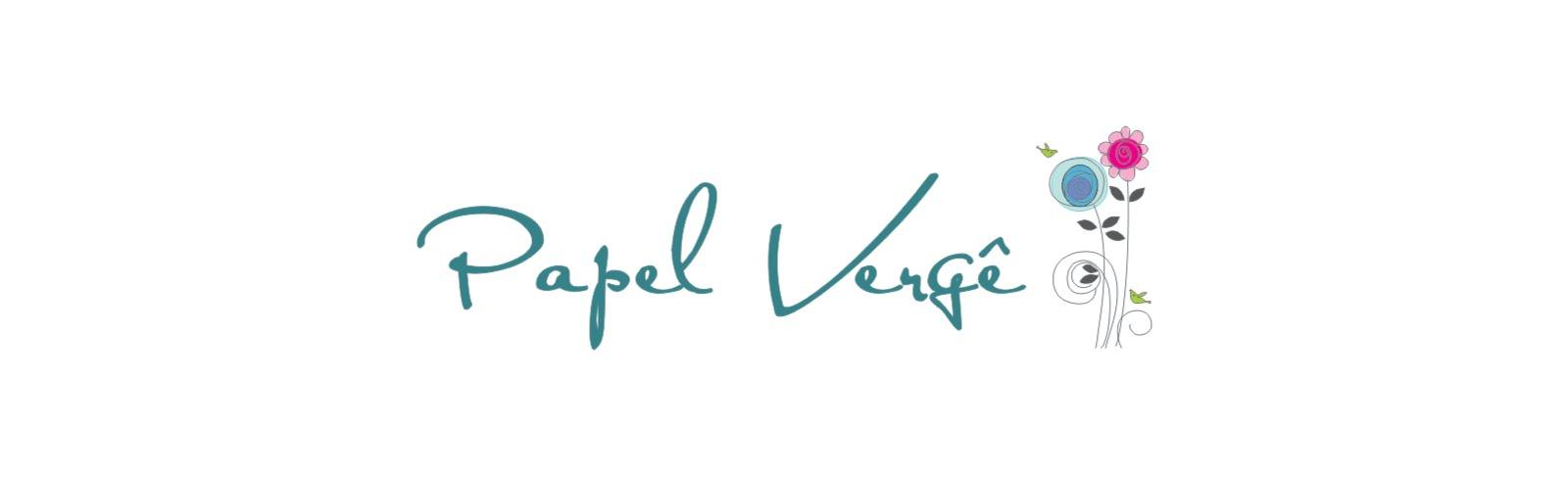 Papel Vergê - Papelaria Personalizada