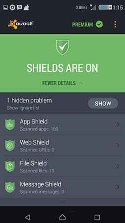 avast mobile security premium terbaru