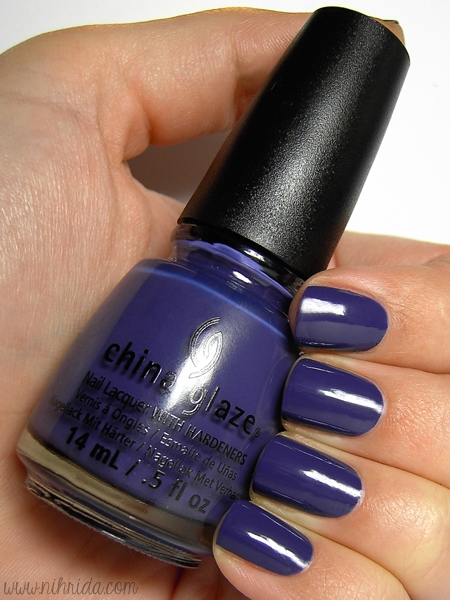 China Glaze Queen B