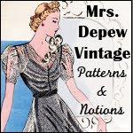 Mrs Depew Vintage