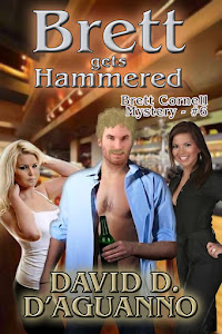 """BRETT GETS HAMMERED"""