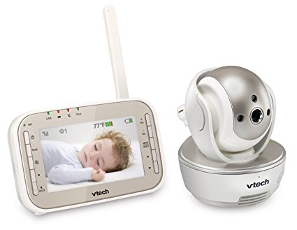Vtech Baby SAFE Video Monitor!