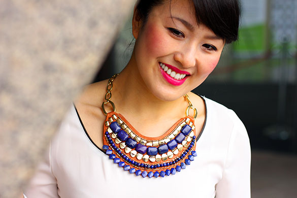 Stella and Dot Indira Necklace