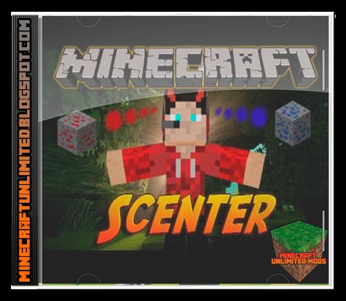 Scenter Mod Minecraft