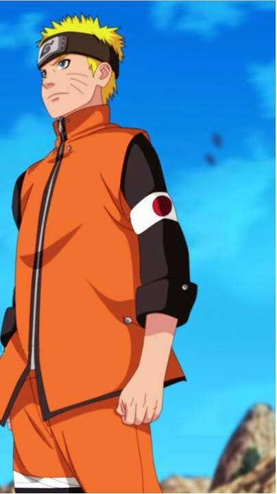 penampilan Naruto di Movie Terbaru yang rilis 6 Desember 2014 mendatang!