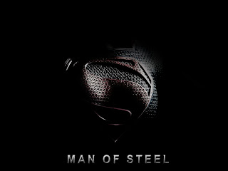 Man of Steel 2013 Movie Logo HD Wallpaper