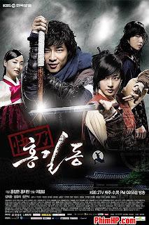Xem phim Anh Hùng Gil Dong, download phim Anh Hùng Gil Dong