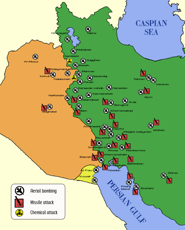 iran iraq war