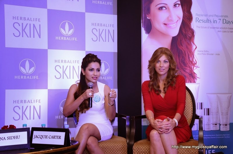 Herbalife launches Skin Care line - Herbalife SKIN
