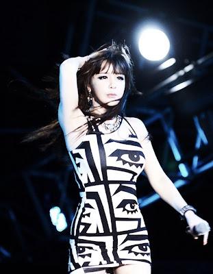 Bom 2NE1 Pure Beauty