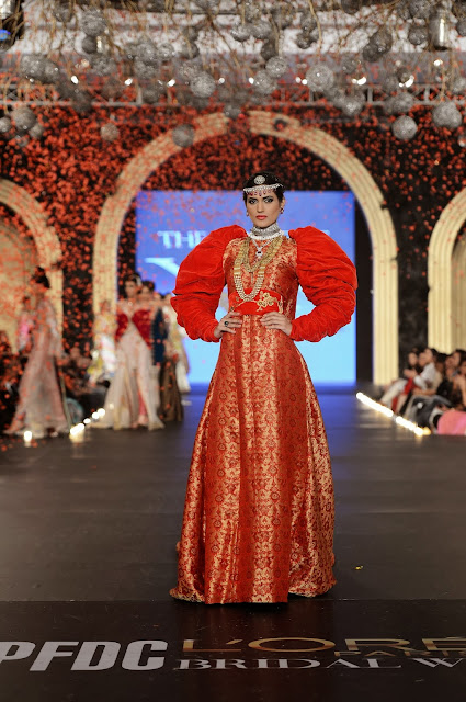 Pakistan Fashion Design Council L'Oreal Bridal Week PLBW 2103 - Kamiar Rokni