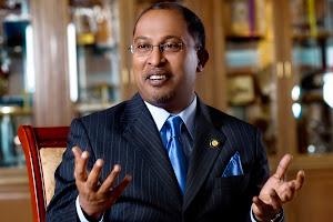 Menteri Besar Perak