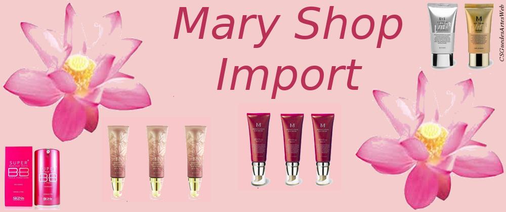 MaryShopImport