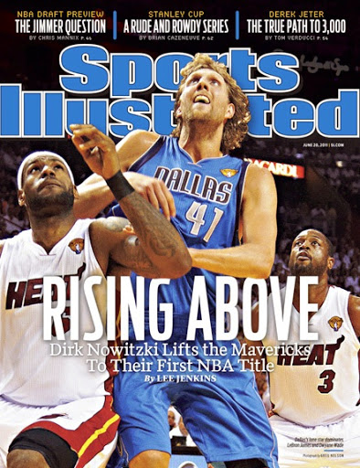 2010-11 NBA Champion Mavs