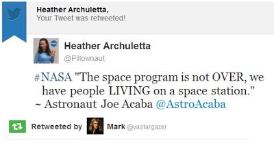 Joe Acaba Tweet