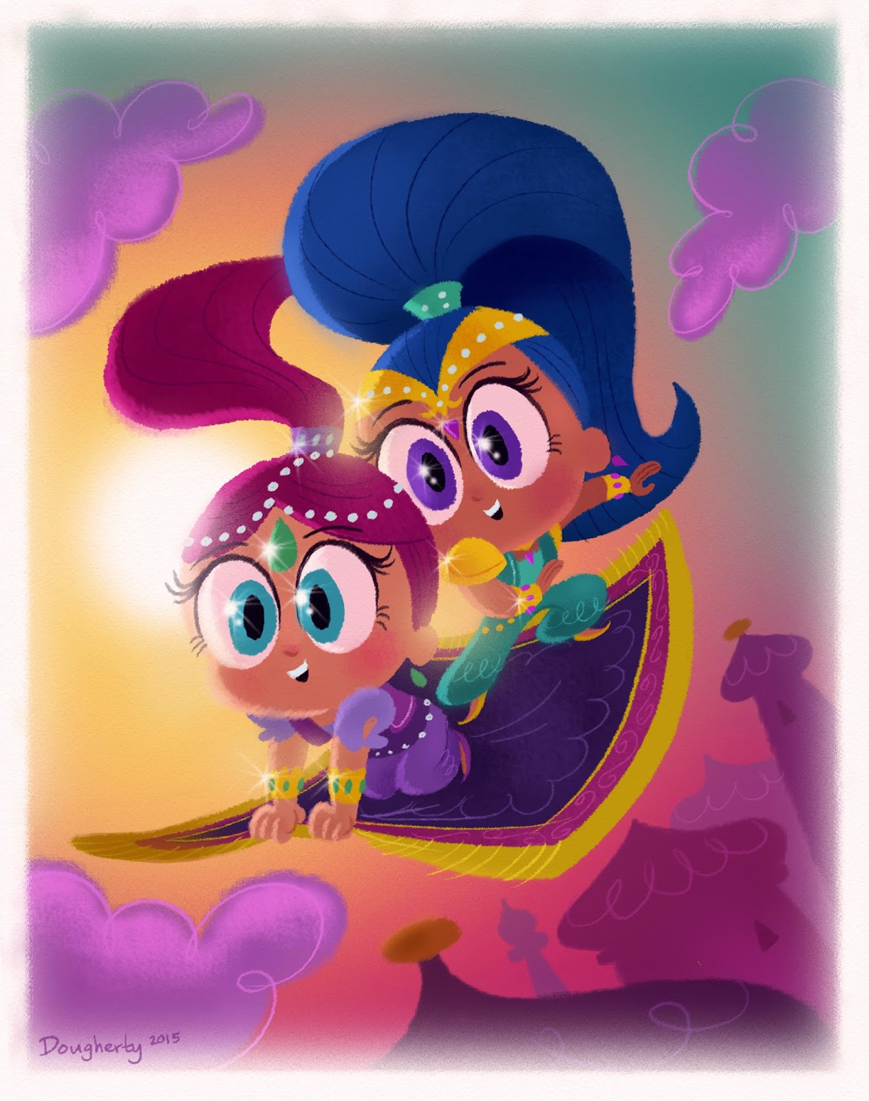 shimmer and shine hentai   28 images   shimmer shine 1x01