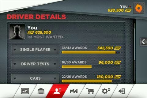 need for speed most wanted android hack tool
