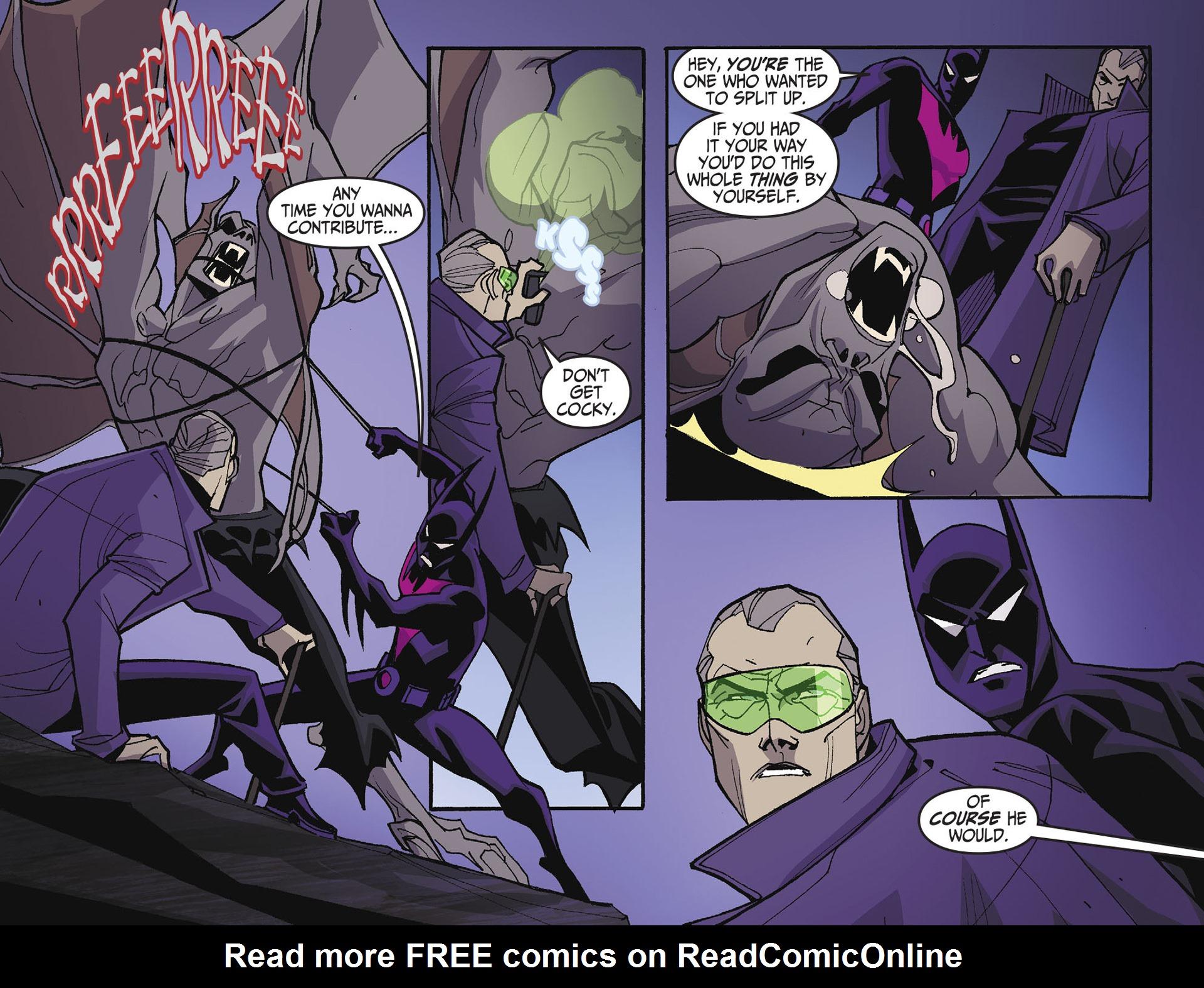 Batman Beyond 2.0 #12 #29 - English 16