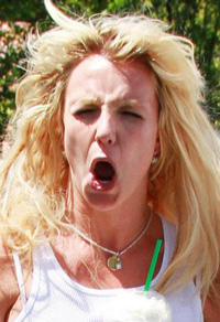 Britney Spears leaves <i>The X-Factor</i>, loses her man. Next? The panties | randomjpop.blogspot.co.uk
