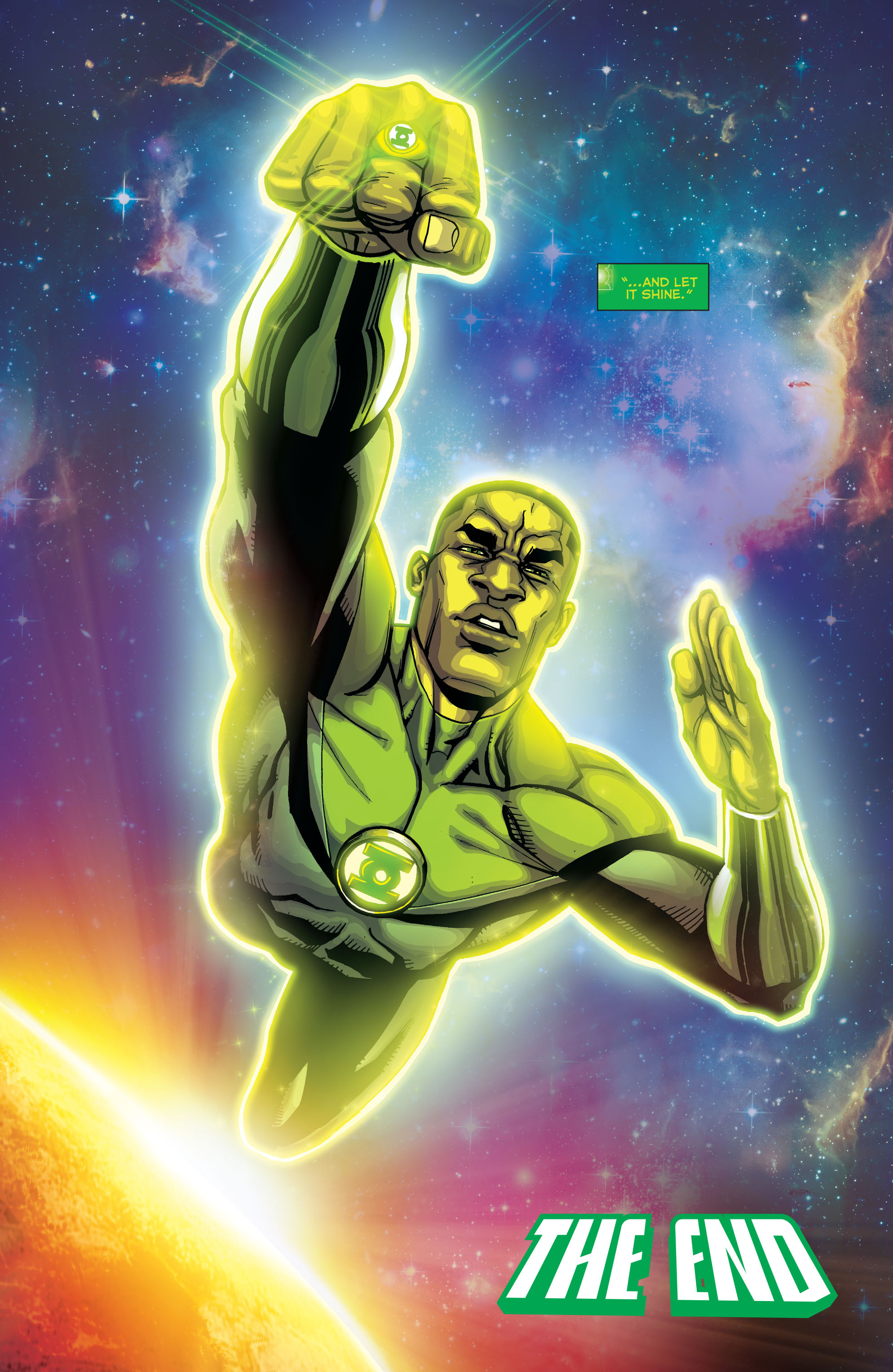 Green Lantern Corps (2011) Issue #40 #43 - English 28