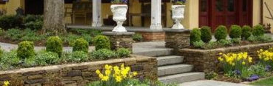 Fotos de jardin jardin de casas for Jardines pequenos para casas pequenas